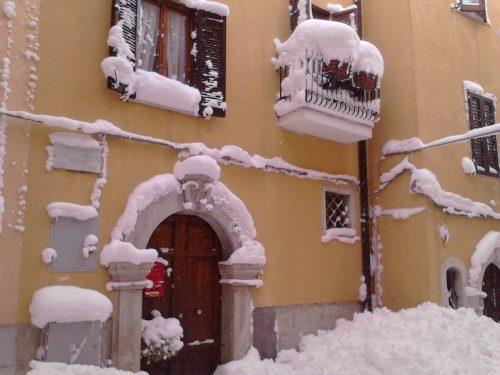 Bed & Breakfast Stella del Nord nel centro storico di Sant'Elena Sannita