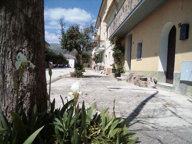 Sant'Elena Sannita, in fiore
