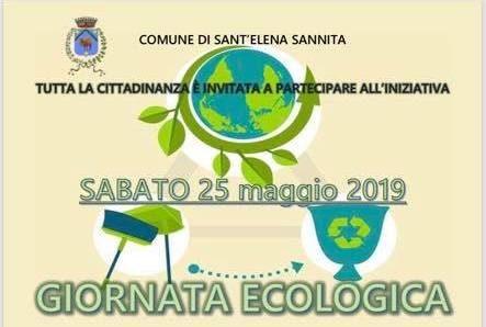 Sant'Elena Sannita (IS) – Una Giornata Ecologica per far splendere il borgo