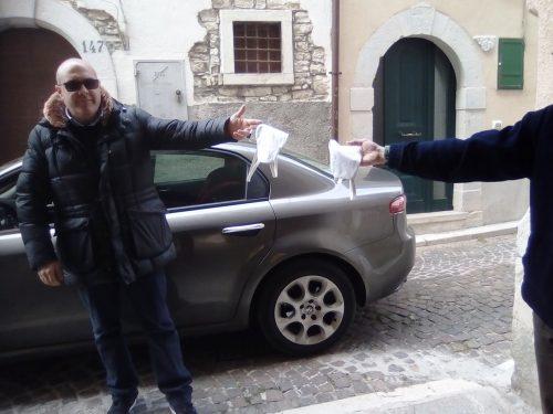 Covid-19, a Sant'Elena Sannita (IS) dal Comune mascherine per gli abitanti